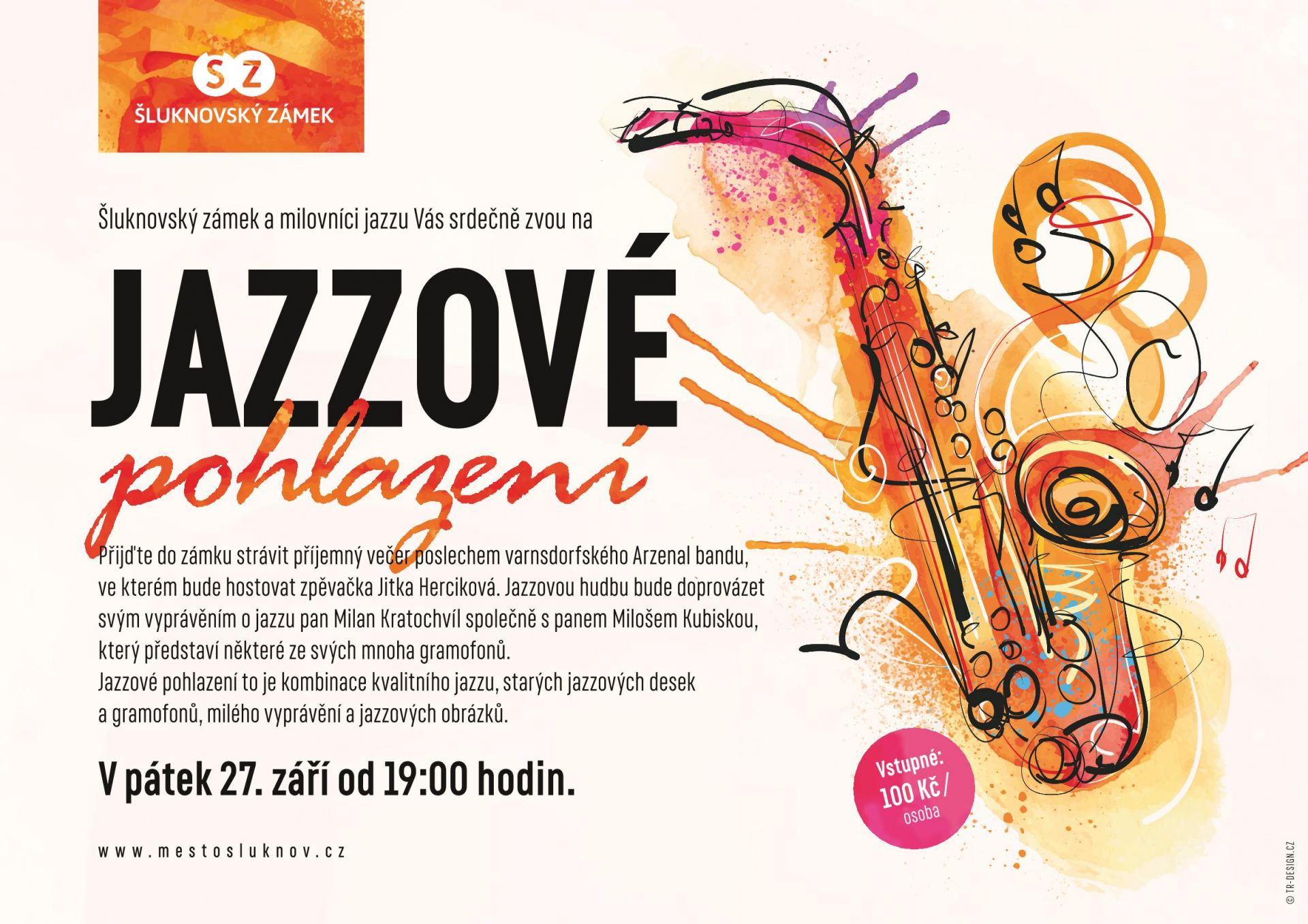 Jazzové pohlazení ve Šluknovském zámku