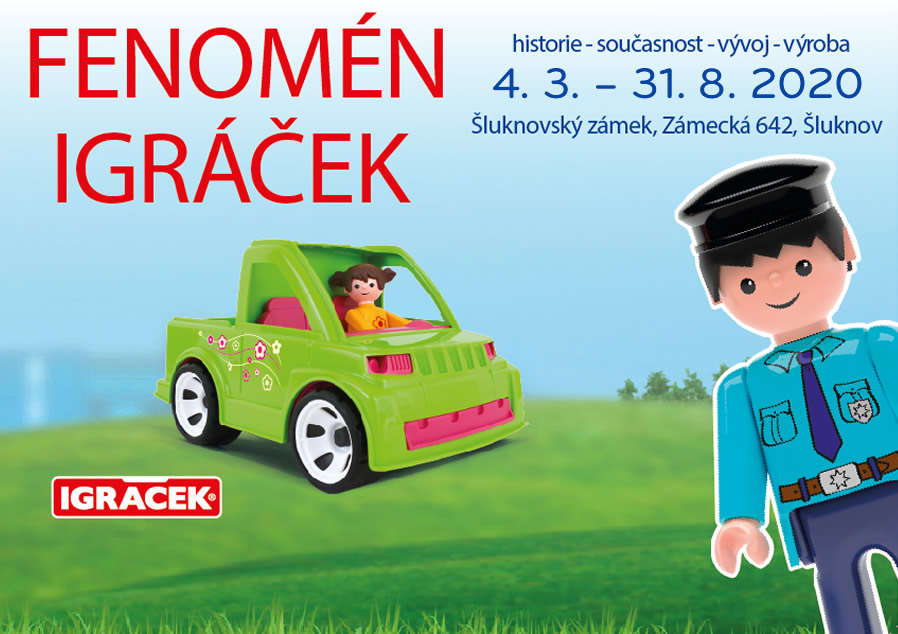 """Výstava """"Fenomén Igráček"""""""