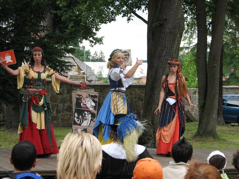 Zámecké slavnosti 2007