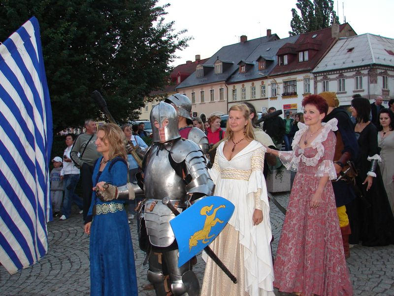 Zámecké slavnosti 2008