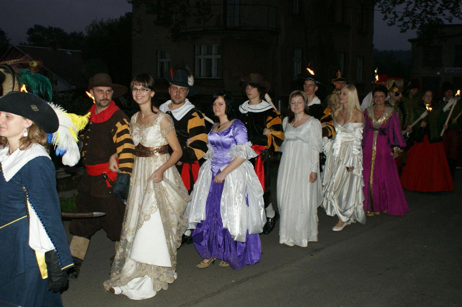 Zámecké slavnosti 2009