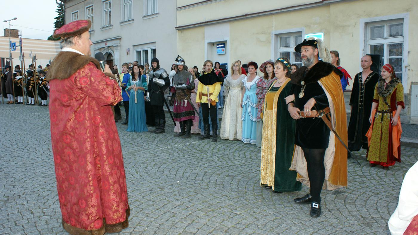 Zámecké slavnosti 2010