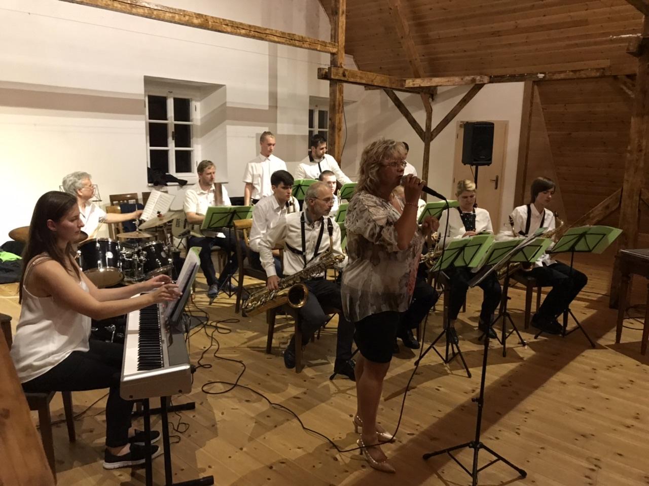 Jazzové pohlazení